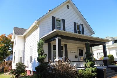La Porte, Laporte Single Family Home For Sale: 216 G Street