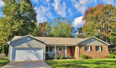 La Porte, Laporte Single Family Home For Sale: 1104 F Street
