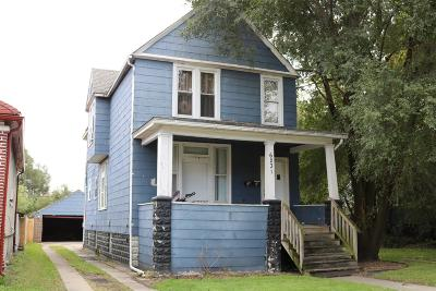 Hammond IN Multi Family Home For Sale: $99,900