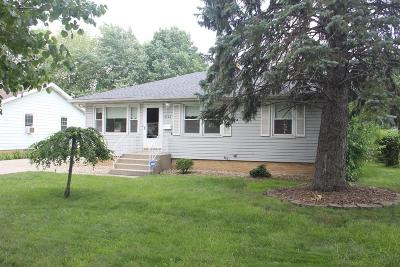 Munster Single Family Home For Sale: 8145 Columbia Avenue