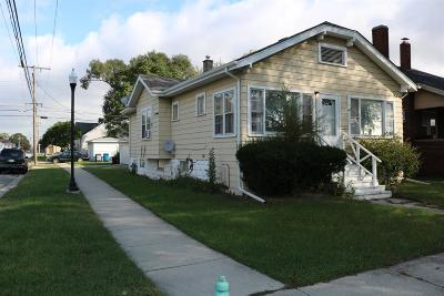 Hammond IN Single Family Home For Sale: $94,900