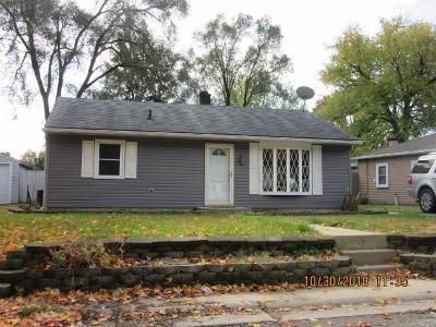 La Porte, Laporte Single Family Home For Sale: 208 E 9th Street