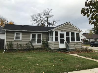 Single Family Home For Sale: 201 Jefferson Avenue