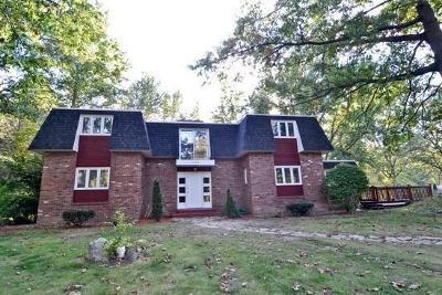 La Porte, Laporte Single Family Home For Sale: 3626 N Evergreen Trail