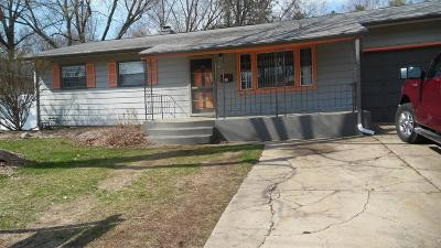 Michigan City Single Family Home For Sale: 626 Superior Street
