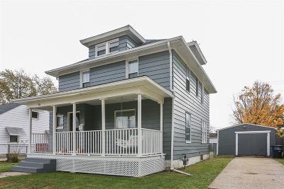 La Porte, Laporte Single Family Home For Sale: 916 Ohio Street