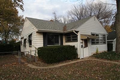 Michigan City Single Family Home For Sale: 418 E Garfield Street