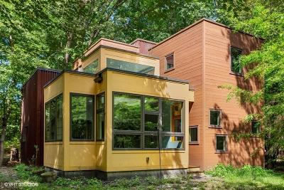 Michigan City Single Family Home For Sale: 203 Tryon Farm Lane