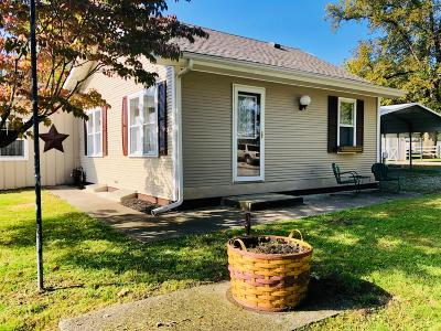Monticello Single Family Home For Sale: 157 W Norway Road