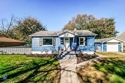 Lansing Single Family Home For Sale: 3448 Ann