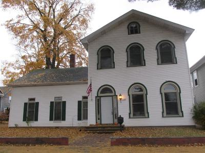 Laporte, La Porte Single Family Home For Sale: 1306 Indiana Avenue