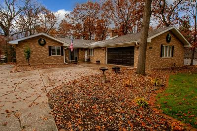 Dyer Single Family Home For Sale: 724 Schilling Drive