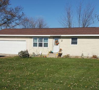 Rensselaer Single Family Home For Sale: 5390 W 400 N