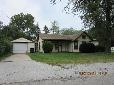 Michigan City Single Family Home For Sale: 120 Francis Street