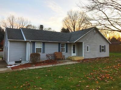La Porte, Laporte Single Family Home For Sale: 210 E 12th Street