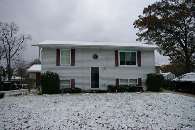 Michigan City Single Family Home For Sale: 331 Helen Street