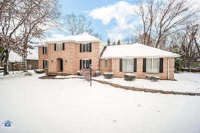 Schererville Single Family Home For Sale: 1332 St. Andrews
