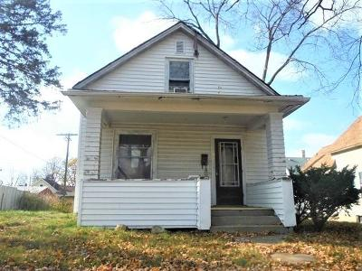 Laporte, La Porte Single Family Home For Sale: 208 I Street