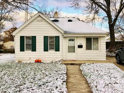 Michigan City Single Family Home For Sale: 816 Hoyt Street