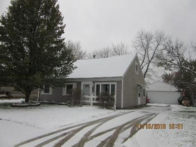 Michigan City Single Family Home For Sale: 433 Ramion Avenue