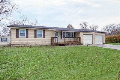 Schererville Single Family Home For Sale: 7714 Durbin Street