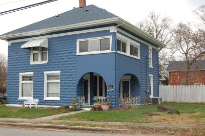 Lowell Single Family Home For Sale: 134 N Fremont Street