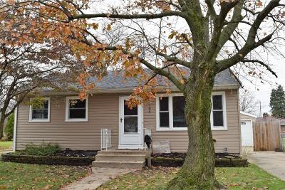 Laporte, La Porte Single Family Home For Sale: 706 Gary Court