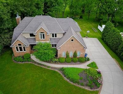 Westville Single Family Home For Sale: 585 Pheasant Drive