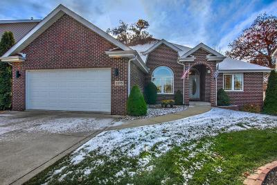 Lowell Single Family Home For Sale: 2275 Forest View Lane
