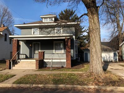 La Porte, Laporte Single Family Home For Sale: 609 Third Street