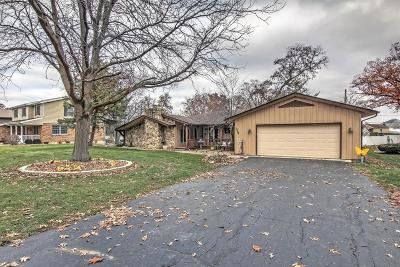 Lowell Single Family Home For Sale: 17719 Downing Drive