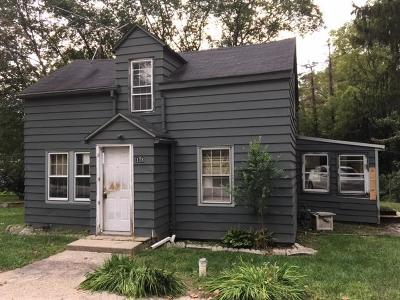 Westville Single Family Home For Sale: 108 N Oak Street