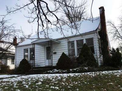 Michigan City Single Family Home For Sale: 505 Greenwood Avenue