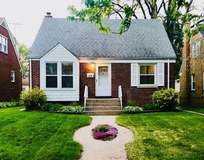 Single Family Home For Sale: 8132 Meadow Lane