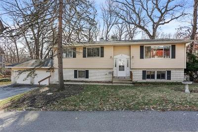 Michigan City Single Family Home For Sale: 3515 Calumet Trail