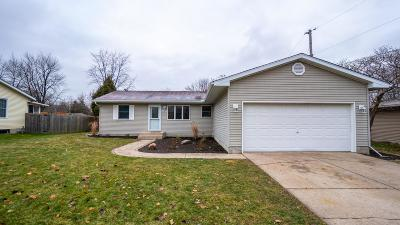 Lowell Single Family Home For Sale: 465 Meadow Lane