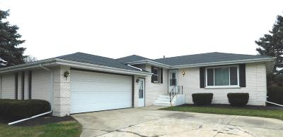 Schererville IN Single Family Home For Sale: $229,900