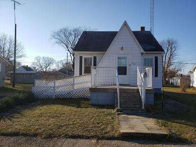 Single Family Home For Sale: 703 S Shield Street