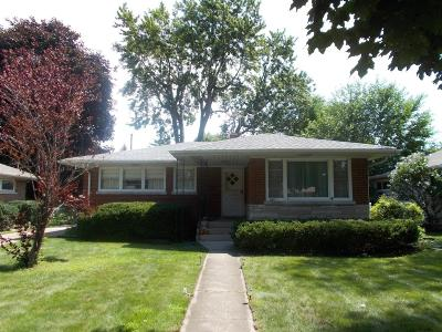 Single Family Home For Sale: 8417 5th Street