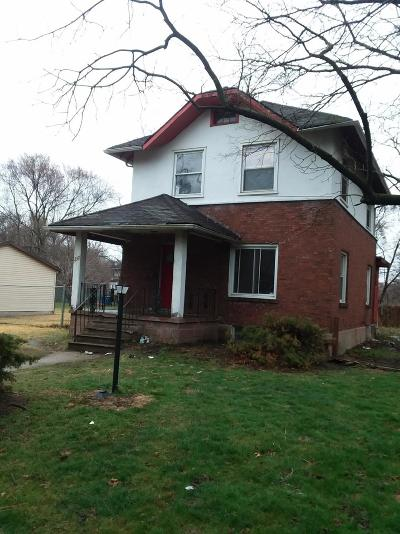 Single Family Home For Sale: 237 Chase Street