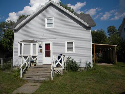 Michigan City Single Family Home For Sale: 710 York Street