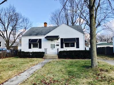 Michigan City Single Family Home For Sale: 2944 Wrobel Avenue