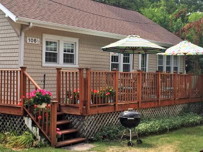 Michigan City Single Family Home For Sale: 106 California Avenue