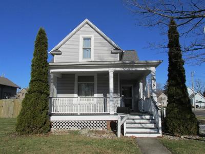 Laporte, La Porte Single Family Home For Sale: 409 Ohio Street