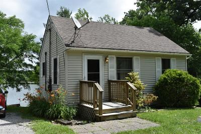 Cedar Lake Single Family Home For Sale: 12741 Woodland Avenue