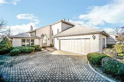 Schererville Single Family Home For Sale: 134 Carnoustie Lane