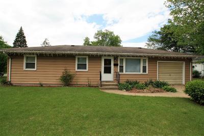 Michigan City Single Family Home For Sale: 729 S Carroll Avenue