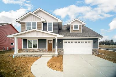 Cedar Lake Single Family Home For Sale: 5822 Tahoe Place