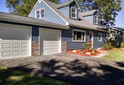 Westville Single Family Home For Sale: 219 E Jefferson Street E