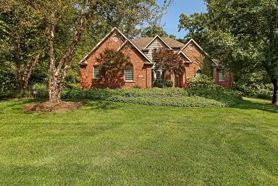 Crete Single Family Home For Sale: 60 W Cobblestone Drive
